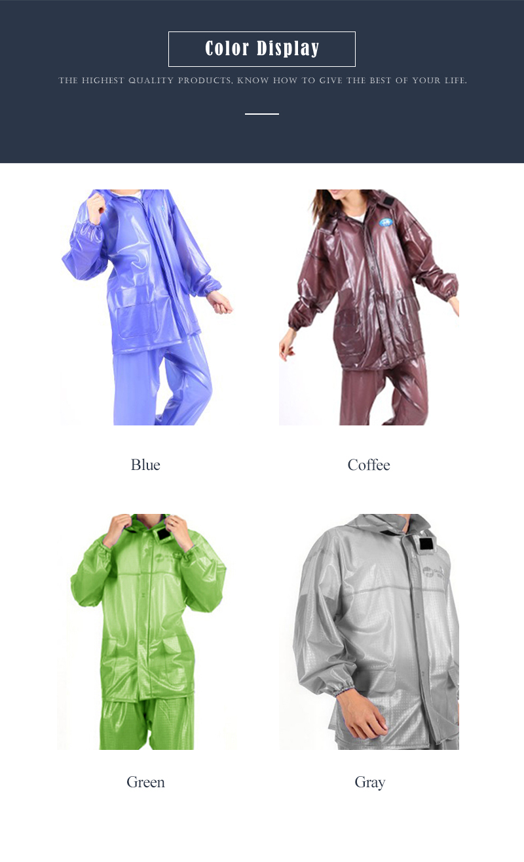 Raincoats  (11)