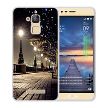 CH 010 Cool Design Case For ASUS Zenfone Pegasus 3 X008 Soft Silicone TPU Cover Phone Cases For ZenFone 3 ZC520TL X008D