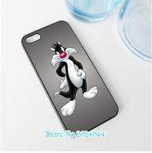 Sylvester Tweety Taz Bugs Bunny  cell phone case cover for iphone 4 4s 5 5s 5c SE 6 6s & 6 plus 6s plus 7 7 plus &ss392