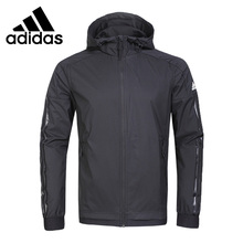 Original New Arrival 2017 Adidas OUTER JACKET Men's jacket Hooded Sportswear(China)