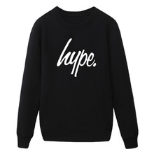 2016 Hot Sale Autumn Fashion Hype Star letter Print Men Hoodies streetwear  Cotton Hip Hop Mens Sweatshirts Free Shipping