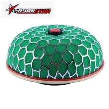 Ryanstar - Universal Air Filter NECK :100mm Cleaner Intake 100mm green color without any logo