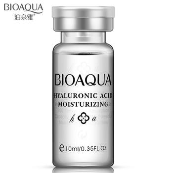 Увлажняющих лифтинг-сыворотка для лица инъекции гиалуроновой кислоты жидкость сущность его отбеливания кожи против морщин HA уход за кожей bioaqua