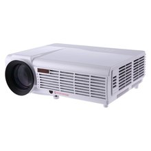 LED-96 Home Theater Proyector 3000 Lumens Full HD 1280 x 800 Pixels Digital Multimedia LCD Projector Mini Portable Projector