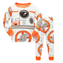 Buy Winter &Autumn Kids long sleeve pajamas sets boys Astronau cloths sets child costume baby sleepwear cartoon casual cloth set for $10.67 in AliExpress store