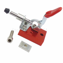 Engraving Machine Fastening Platen CNC Router Fixture Quick Clamp Fixture Plate Push&Pull Toggle Vertical Clamp Tool Brand New(China)
