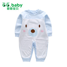 Buy Baby Boy Clothes Romper Baby Infant Sleepwear Baby Rompers Pajamas Clothing Baby Girl Overalls Jumpsuit Pajamas Newborns for $8.10 in AliExpress store
