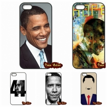 American Presidential Obama Cases Cover For iPhone 4 4S 5 5C SE 6 6S 7 Plus Galaxy J5 A5 A3 S5 S7 S6 Edge