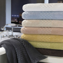 Luxury Large Bath Towel Size 180*90cm Solid Cotton Travel Beach Towels Weight 920g Thickened Bathroom Towels White Hotel Towels