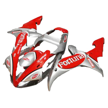 grey red Motorcycle fairing kit for YAMAHA R1 fairing kit 02 03 R 2003 YZFR1 2002 fairings free custom xl34(China)