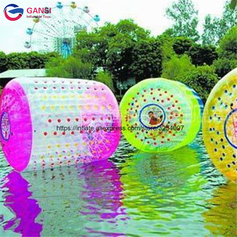 inflatable roller ball82