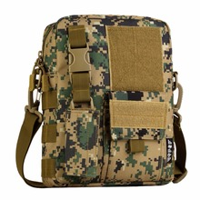 Men Messenger Bags Tactics Shoulder Bag Waterproof Nylon Men Bags Crossbody Bag