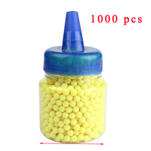 Buy 1000pcs Shooting Airsoft BB Bullet Balls Bottlle Plastic Pellets Hunting Paintball Ammo Beads Tactical Gun Pistol BBs for $5.48 in AliExpress store