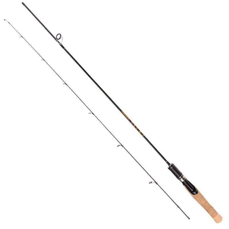 Carbon-Spinning-Lure Fishing-Rods Soft UL Solid Newest title=