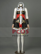 Sword Art Online:Lost Song Rain Cosplay Costume & Hair band mp003199