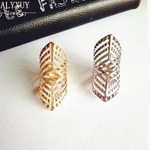 New fashion accessories jewelry hollow finger ring for women girl nice gift R1499