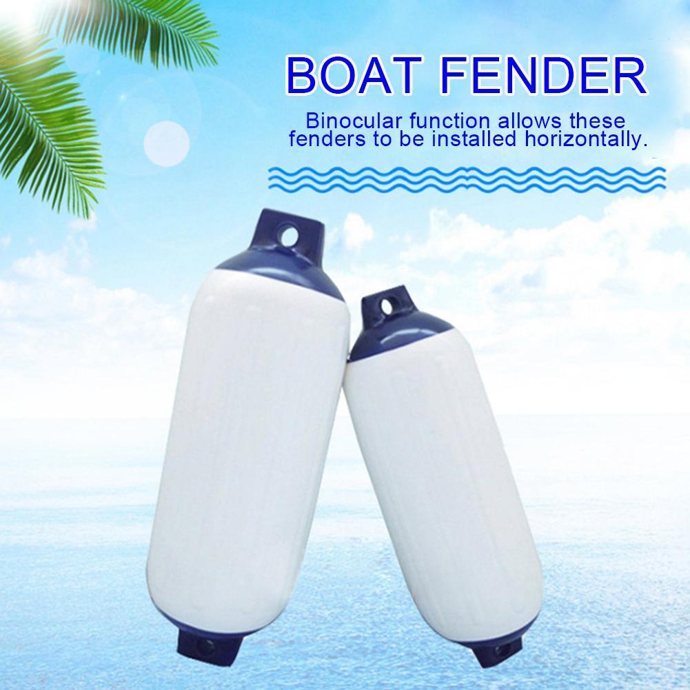 2pcs Marine 110 x 400mm Boat Fender Bumper Durable Dock Shield