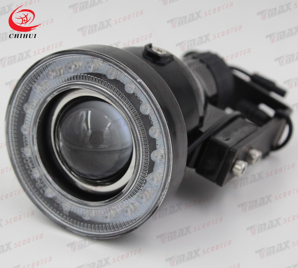 NEW Motorcycle/Scooter/Ebike DRL Headlights Scooter Front Lights 12V with Mounting Bracket(Scooter Parts&amp;Accessories)<br>