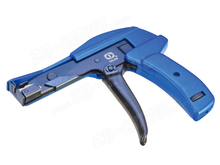 Stainless steel Cable Tie Gun Fastening and Cutting tool with adjustable bundling pressure