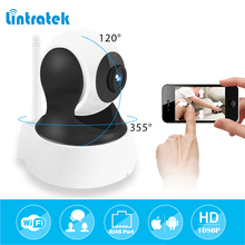Hot sale lintratek HD 1080P Surveillance IP Camera wi-fi 2.0MP Wireless Wifi Indoor Home Security Camera Mini CCTV Camara IP Cam(China)