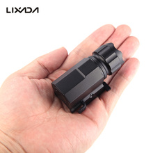 Lixada Tactical Gun Flashlight 600 Lm Xp-G R5 Led Torch 2 Modes Led Light Tactical  Rifle Gun Flashlight Flash Light For Hunting
