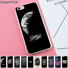Buy DREAMFOX K139 Parkway Drive Soft TPU Silicone Case Cover Apple iPhone 8 X 7 6 6S Plus 5 5S SE 5C 4 4S for $1.21 in AliExpress store