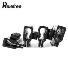 Relefree Golf Club Orgernizers 14pcs 1Set Clip Holder Protect Iron Bar Storage Hanger Garage Wall Bag Sporting 2015 Brand New(China)