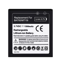 Buy High Replacement Battery BA700 battery FOR SONY Xperia Neo MT15i/Xperia ray ST18i/LT16i Phone Battery for $4.86 in AliExpress store