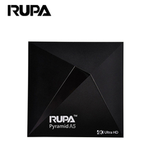 RUPA A5(1G+8G)Smart Android TV Box AML S905 Quad-Core 64-bit Cortex-A53 Android 5.1 Full HD HDMI 2.0 for 4k KODI 16.1 VB117