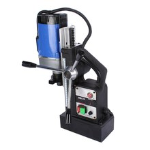 240V COMMERCIAL MAGNETIC DRILL ELECTRIC ELECTRO-MAG BASE(China)