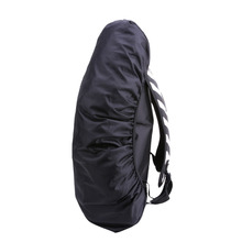 20-45L Unisex Reflective Nylon Rain Dust Waterproof Backpack Bag Cover Shoulder Bag Cover Safety Travel Kits Suit Climbing Bag(China)