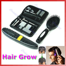 Free Shipping Laser Treatment Power Grow Comb Kit Stop Hair Loss Hot Regrow Therapy New Sale(China)