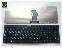 Russian Keyboard compatible for Lenovo G560 G 560 G565 G560A G565A G560E G560L RU Black V-109820BS1 same as photo(China)
