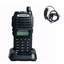 BaoFeng UV-82 Dual-Band 136-174/400-520 MHz FM Ham Two-way Radio, Transceiver,  With Battery, Antenna and Charger BF-UV82 UV82