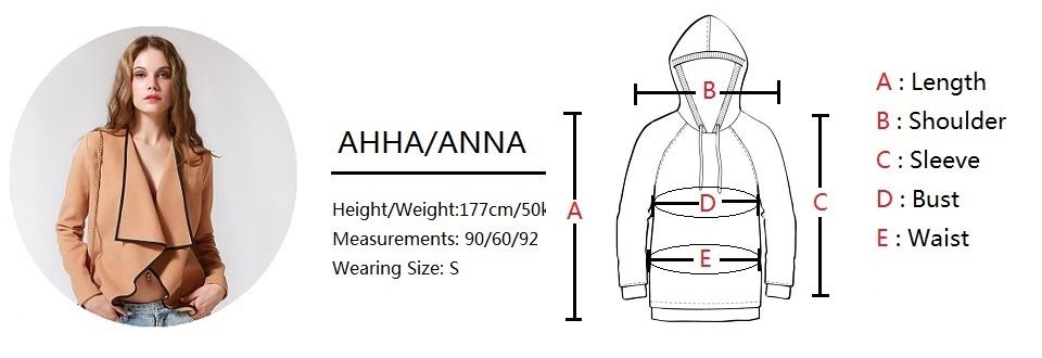Model 2 Weatershirt