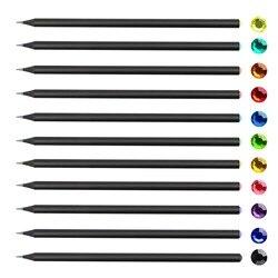 12 шт./набор, цветные карандаши с алмазами