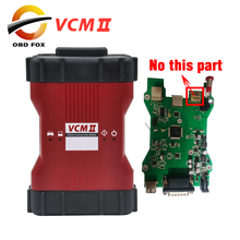2017 New Arrivals V100 VCM II Car Diagnostic Tool VCM2 for Ford obd2 tool vcm 2 ids for Mazda High quality free shipping(China)