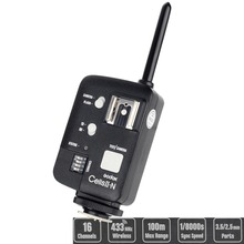 Godox CellsII-N Wireless High Speed Sync Transceiver Flash Camera Trigger Shutter Release for Nikon SLR(China)