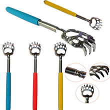 2015 New Bear Claw Telescopic The Ultimate Back Scratcher Extendable Nice Gift 5VSX