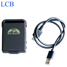 Brand Coban TK102 4 Band Mini Auto Car GPS Tracker GSM GPRS Tracking Device For Vehicle Person Kids Pet Elderly Security