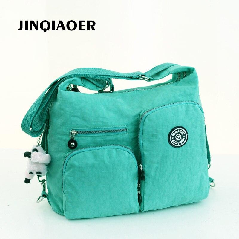 Women Shoulder Bags Waterproof Nylon Lady Sling Messenger Bag Female CrossbodyBags For Women Handbag Free Shipping<br>