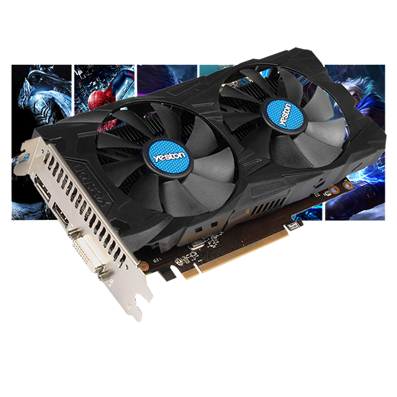 Yeston RX460