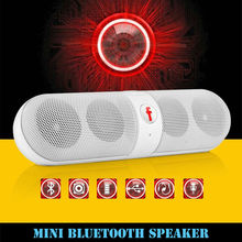 Mini Portable Bluetooth car Speaker Smart   Bluetooth Computer Outdoor Sports  Phone Wireless LED Light Speakers