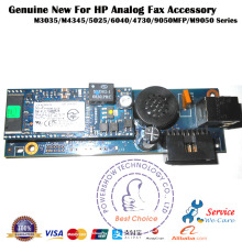 Original New For HP3027 HP3035 HP4345 HP4730 HP5035 HP9040MFP HP6040 HP6030 Fax Interface Card  Q3701A Q3701-60020 Printer parts
