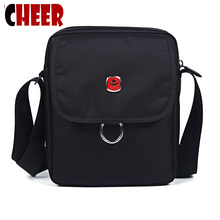 2016 Rushed Men's Shoulder Messenger Bag Designers High Quality Portfolio School For Teenagers Briefcase Hand Clutch The Tablet(China)