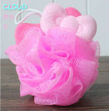 Mesh Shower Sponge Hello Kitty Cartoon Bath Ball Flower Brush Lovely Princess Body Wash This Product It's Our Best Seller(China)