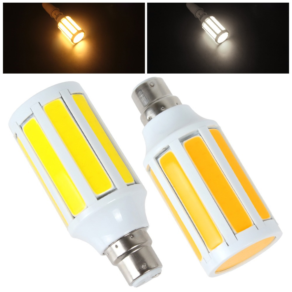 hot B22 15W Cob LED Bulb White / Warm White Light LED Corn Light for Home / Office<br><br>Aliexpress