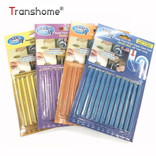 Transhome Sani Sticks Pipe Tub Decontamination Sticks For Kitchen Toilet Water Tank Sewer Clean Bar Kitchen Cleaning Tools(China)
