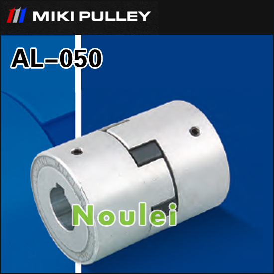 MIKI PULLEY CNC parts plum rubber type flexible shaft coupling 5mm 8mm OD 27x43.2mm d1 d2 5x8mm<br>