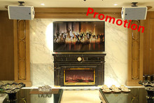 Free shipping to Germany  european style decor flame antique electric fireplace